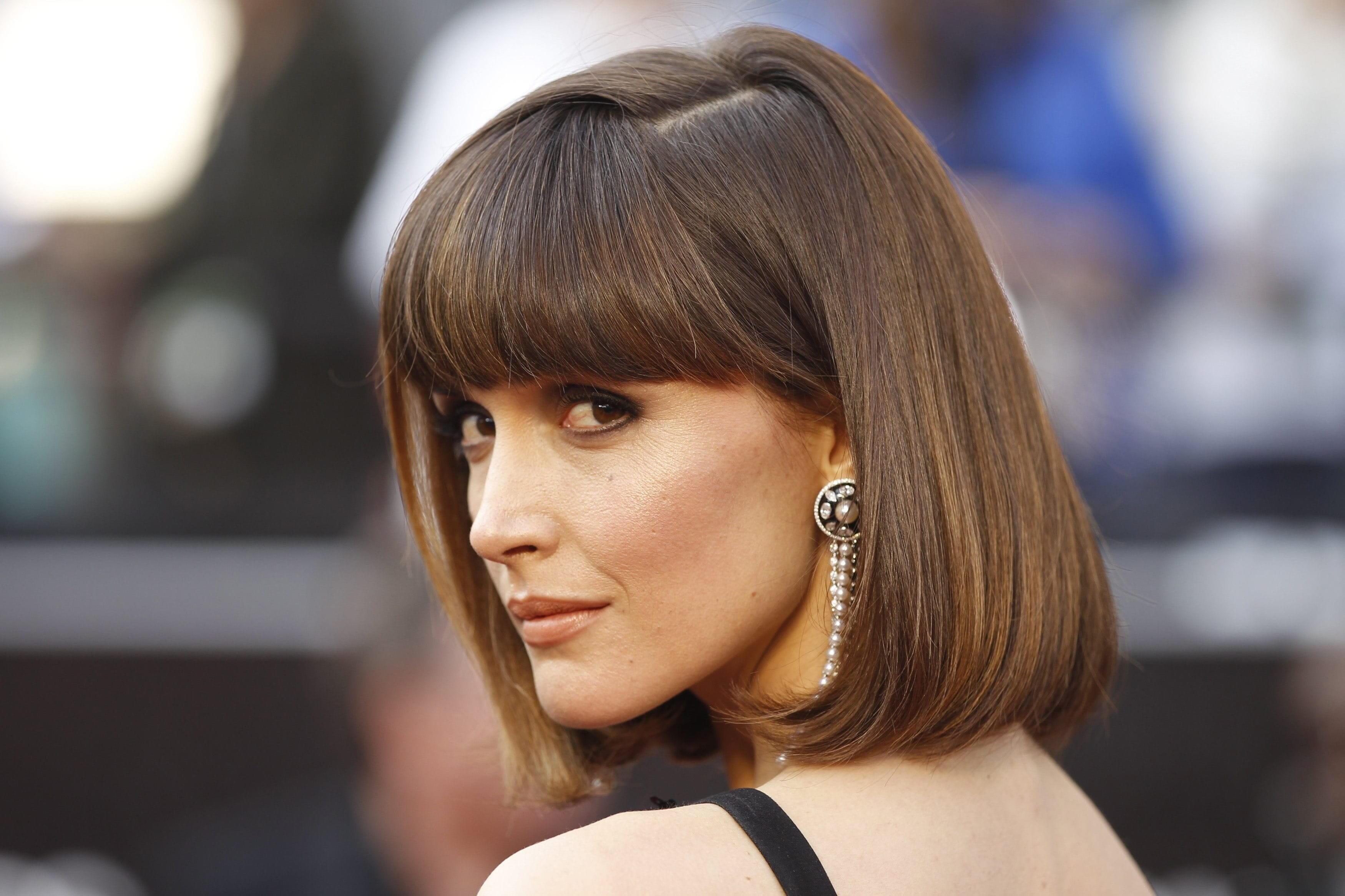 A Bang Dengan Bangs 9 Pilihan Untuk Potongan Rambut Wanita Untuk Rambut Pendek Dan Sederhana