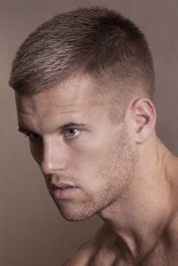 Potongan Rambut Tinju 5 Pilihan Untuk Potongan Rambut Lelaki Pendek Dengan Poni Dan Tanpa Foto