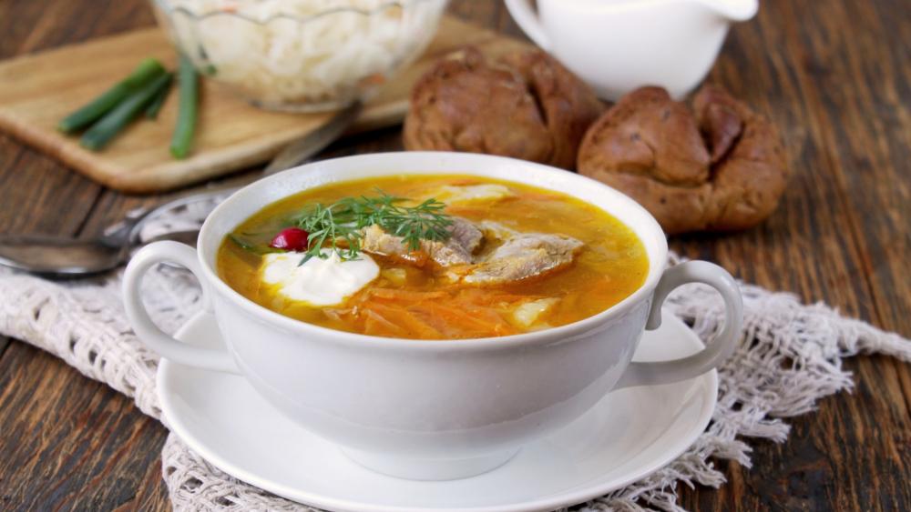 Hány kalória van a levesben, milyen előnyökkel jár a test..