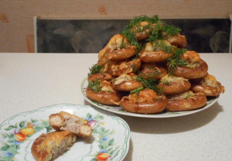 Sušenje mljevenim mesom u pećnici - 5 recepata kako kuhati originalno jelo