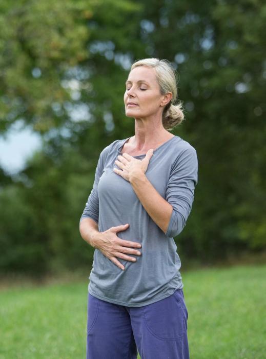 Các bài tập thở sẽ giúp đối phó với căn bệnh này.