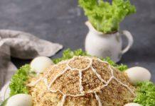 bruņurupuča salāti