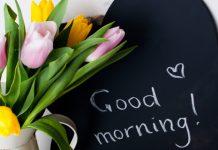skaisti vēlējumi ar labu rītu draugiem