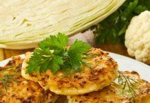 Bắp cải với semolina - một công thức hữu ích