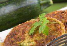 Lò nướng zucchini - công thức cho patties rau