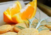 Pašdarināti liesās cepumi ar apelsīnu