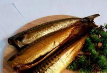 Karsti kūpināta makrele mājās