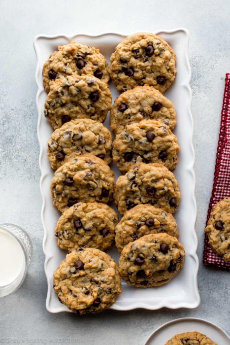 bánh quy sô cô la
