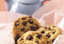 biscuits américains aux pépites de chocolat