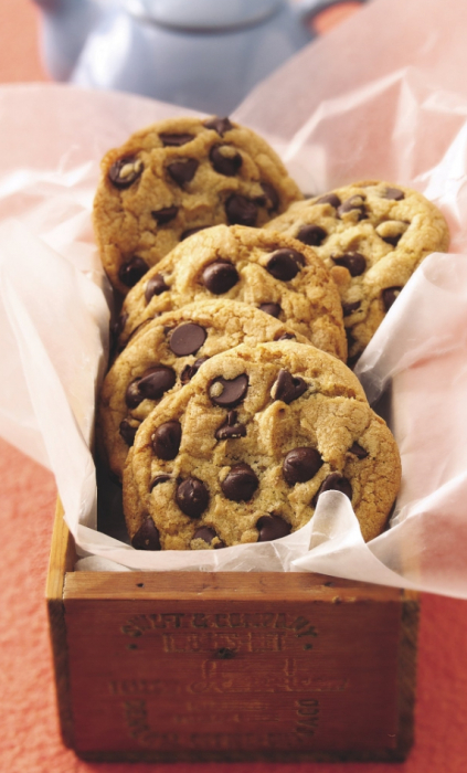 bánh quy sô cô la mỹ