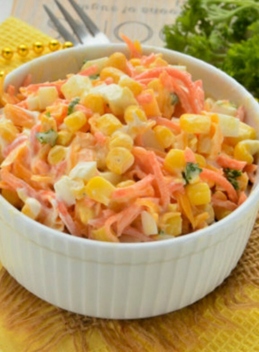 salade au chou chinois et au thon