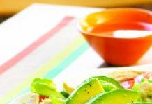 Salade légère sans mayonnaise