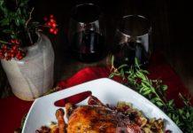 Sült kacsa burgonyával - lépésről lépésre recept