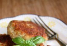 Hal sütemény burgonyával