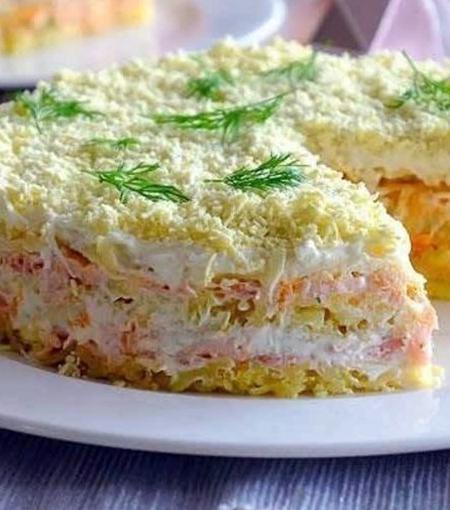 salad salad với cà rốt