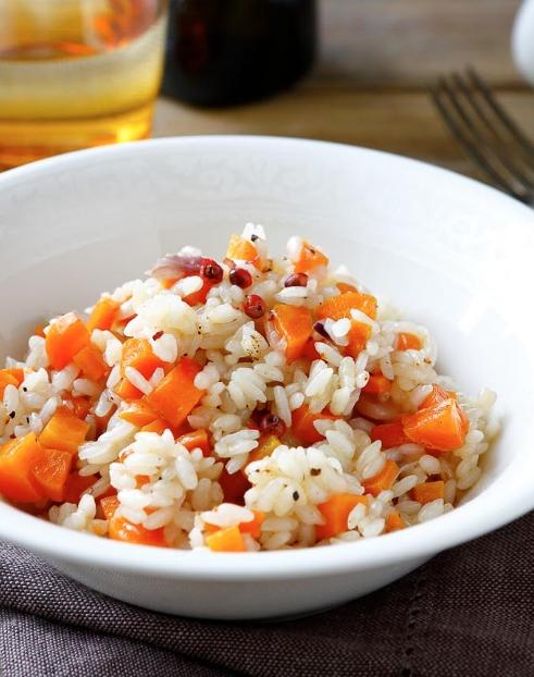 אורז מאודה עם ירקות