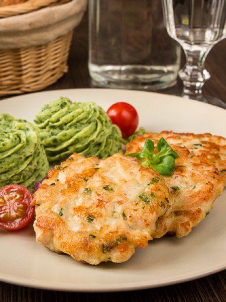 קציצות עוף צרפתיות - מתכון שלב אחר שלב לבישול